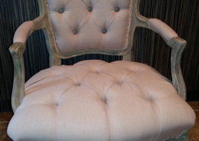 Fehér szék