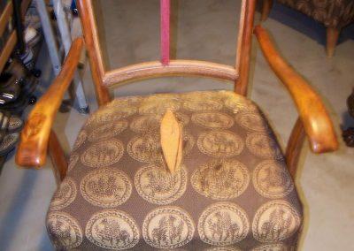 Barna szék